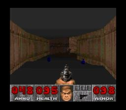 Doom shot1 snes review