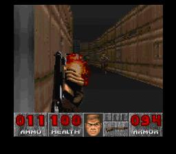 Doom shot2 snes review