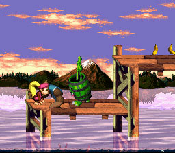 donkey kong country 3 snes review groenekist