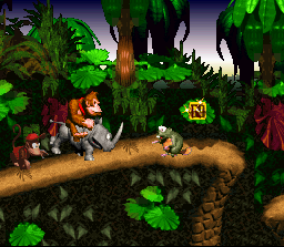 donkey kong country snes review nuishoorn