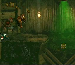 donkey kong country snes review probeer