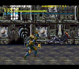 snes review alien vs predator screen 4